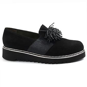 Slip On Philosophy Kirjoittanut Alfredo Giantin Black With Beads