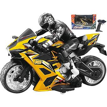 High Speed, Remote Control Stunt Racing-motorbike Toy