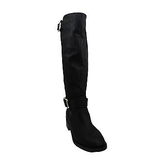 Madden Girl Women's Shoes Wit Closed Toe Knee High Fashion Boots