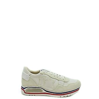 Atlantic Stars Ezbc032015 Herren's Weiße Nylon Sneakers