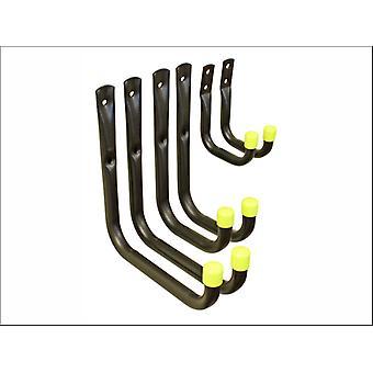 Headbourne Universal Hooks x 6 ST7004C