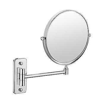 Seinälle asennettu peili