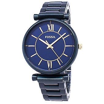 Fossil Tailor Es4427 kvartsi analoginen naiset ' s Watch