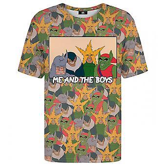 Herr Gugu Miss Go Me und die Jungen T-shirt