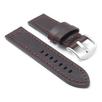 Strapsco dassari district oiled leather strap
