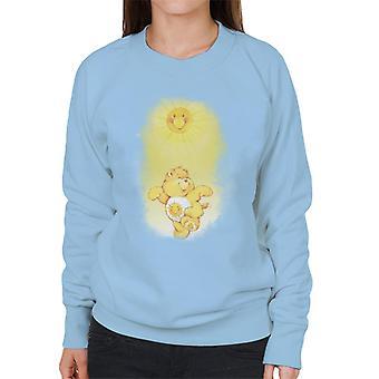 Pielęgnacja Niedźwiedzie Funshine Bear Taniec w the sun damska bluza