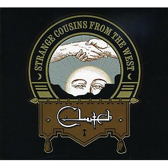 Clutch - Strange Cousins From the West [CD] USA import
