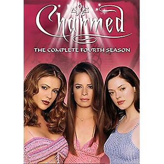 Charmed: Complete Fourth Season [DVD] USA import