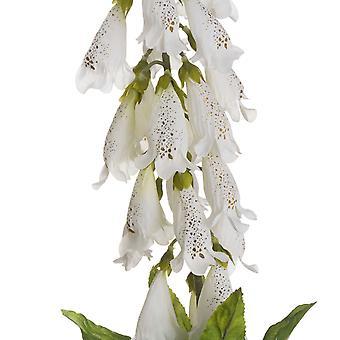 White Foxglove Artificial flower