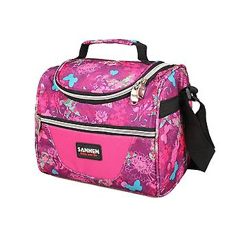5l Thermo Lunch Bag / Waterproof Cooler Bag Insulated Lunch Box Thermal Lunch