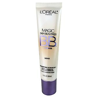 L'oreal magic skin beautifier bb cream #812 light 1.0 oz