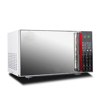 Stainless Steel Liner 23l Mirror Microwave Convection Oven