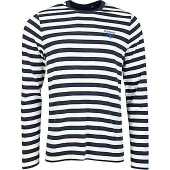 Barbour Beacon Beacon Long Sleeved Striped T-Shirt