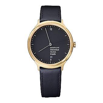Mondaine Helvetica MH1. L2221.LB men's watch