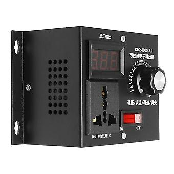 Universal Motor Speed Variable Voltage Regulator Controller