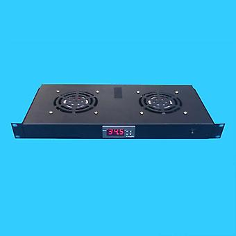 Rack Cabinets Temperature Control Fan - For Heat Elimination