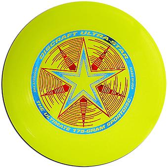 Florescent Yellow Ultrastar Discraft Disc
