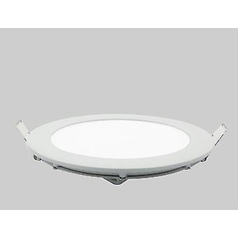Dimmable Ultra Thin Design Led -plafond Encastré Grille Downlight