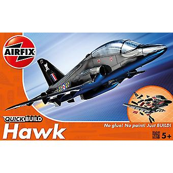 Airfix J6003 γρήγορη κατασκευή hawk αεροσκάφη μοντέλο kit