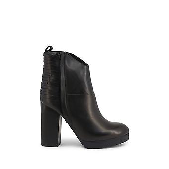 Santarelli - Shoes - Stivaletti - LINETTE162W918237_BLACK - Ladies - Schwartz - EU 39