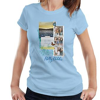 Holly Hobbie være forandring kvinder 's T-shirt
