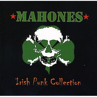 Mahones - Irish Punk Collection [CD] USA import
