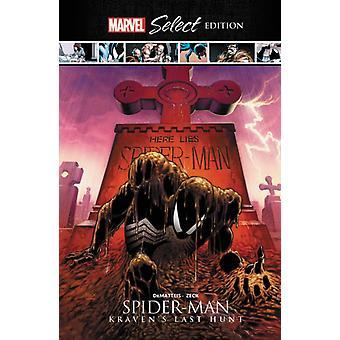 Spiderman Kravens Last Hunt Marvel Select Edition by J.M. DeMatteis