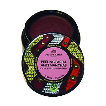 Anti-stain Facial Peeling 30 ml of cream
