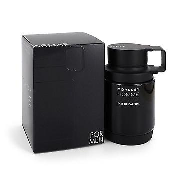 Armaf أوديسي هوم Eau de Parfum Spray بواسطة Armaf 3.4 أوقية Eau De Parfum Spray