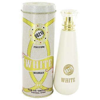 90210 White Jeans Eau De Toilette Spray By Torand 3.4 oz Eau De Toilette Spray
