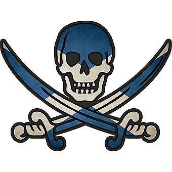 Tarra tarra merirosvo jack rackham calico maa lippu SCOecosse