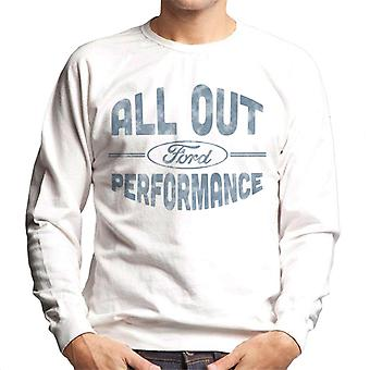 Ford All Out Performance Men's Sweatshirt