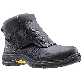 Amblers as950 welder safety boots mens