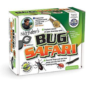 My Living World Safari-Nature Explorer Bug Catcher Set for Kids LW003 Educational Science Kits