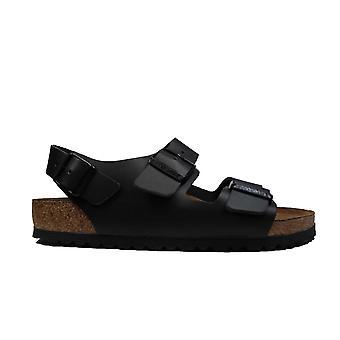 Birkenstock Milano Black Mens Sandals
