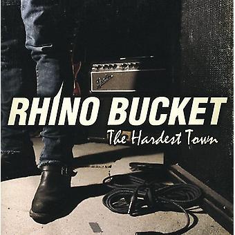 Rhino Bucket - Hardest Town [CD] USA import