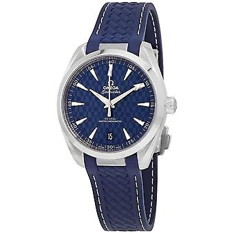 """Omega Seamaster Olympic Games Collection """"Tokyo 2020"""" Blue Dial Men's Watch 522.12.41.21.03.001"""