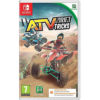 ATV & Drift Tricks Nintendo Switch Game [Code in a Box]