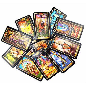 English Game Easy Tarot Cards