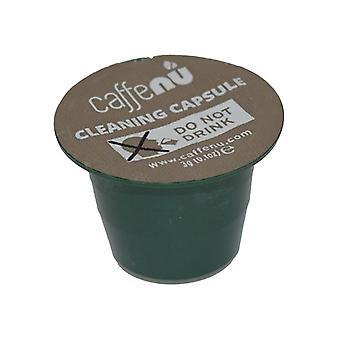 Caffe Nu Nespresso Coffee Machine Eco Formula Cleaning Pod Capsules Pack of 5