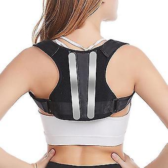 Stahl Knochen oberen Rücken Schlüsselbein Schulterrücken für Frauen Rücken Korsett Gurt Unterstützung orthopädischen Haltung Korrektur Corretor Gürtel