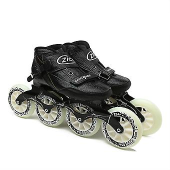 Indoor Track Speed Racing Long Street Speed Skates Shoes