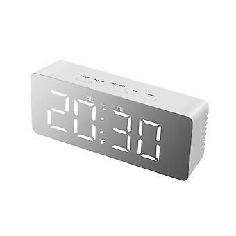 غرفة نوم السرير، الرقمية الإلكترونية مكتب الساعة أدى مصباح الجدول