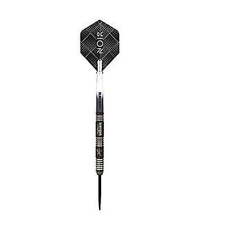 Unicorn Darts Michael Smith Noir 90% Tungsten Black Titanium Steel Tip Set