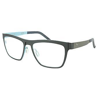 Blackfin Grays BF752 C528 Beta-Titanium Bio-compatible Italy Made Eyeglasses