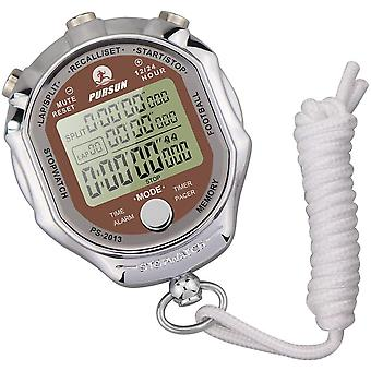 FengChun Stopwatch,Digital Display 1/1000 seconds Precision Electronic DigitalTimer waterproof