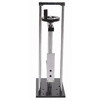 Suporte de teste de força de pressão e força de puxar vertical