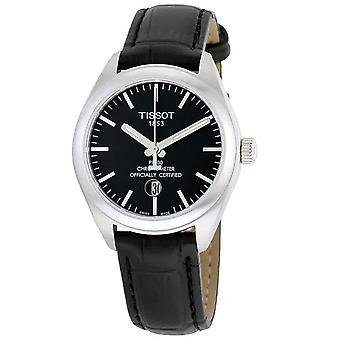 Tissot Women's PR 100 Black Dial Watch - T1012511605100