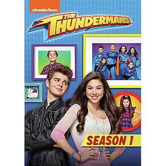 Thundermans: Season 1 [DVD] USA import