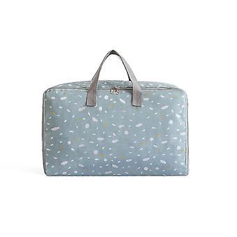 Large Capacity Quilt Clothes Storage Bag Wardrobe Travel Luggage Bag|Foldable Storage Bags
